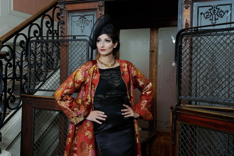 Caroline Bouvier - createur de mode montpellier