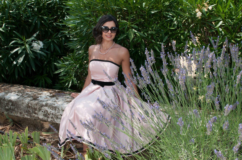 Caroline Bouvier - collection robes du jour - crédit photo : Vincent Lattuca