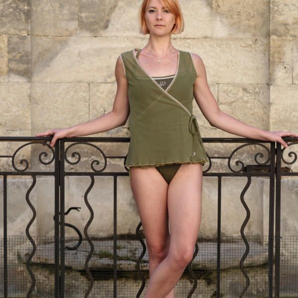 Caroline Bouvier Maison de Couture - Le Sportwear