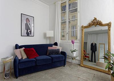 Caroline Bouvier Homme - Showroom