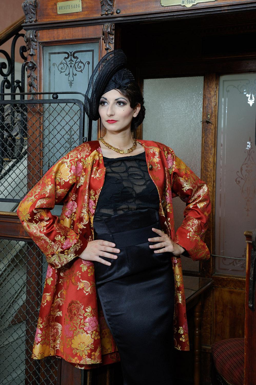 Caroline Bouvier Maison de Couture - Les pièces uniques