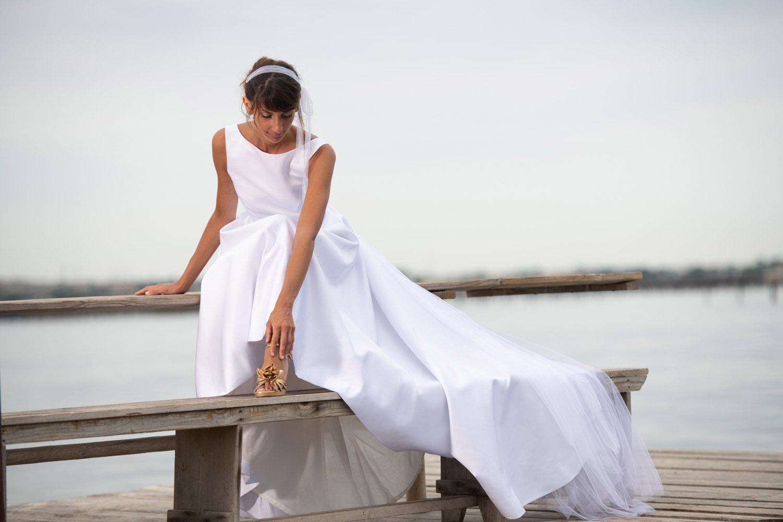 Caroline Bouvier Maison de Couture - Le Mariage