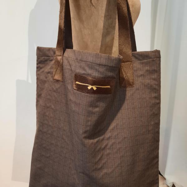 Caroline Bouvier Les Accessoires - Le Tote Bag
